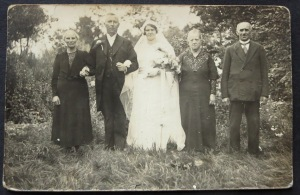 Oma Oud Wedding Photograph